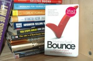 Bounce by Mathew Syed