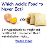 Alkaline Diet – how can controlling the acidity of the food we eat make us healthier?